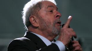 Luiz Inácio Lula da Silva.