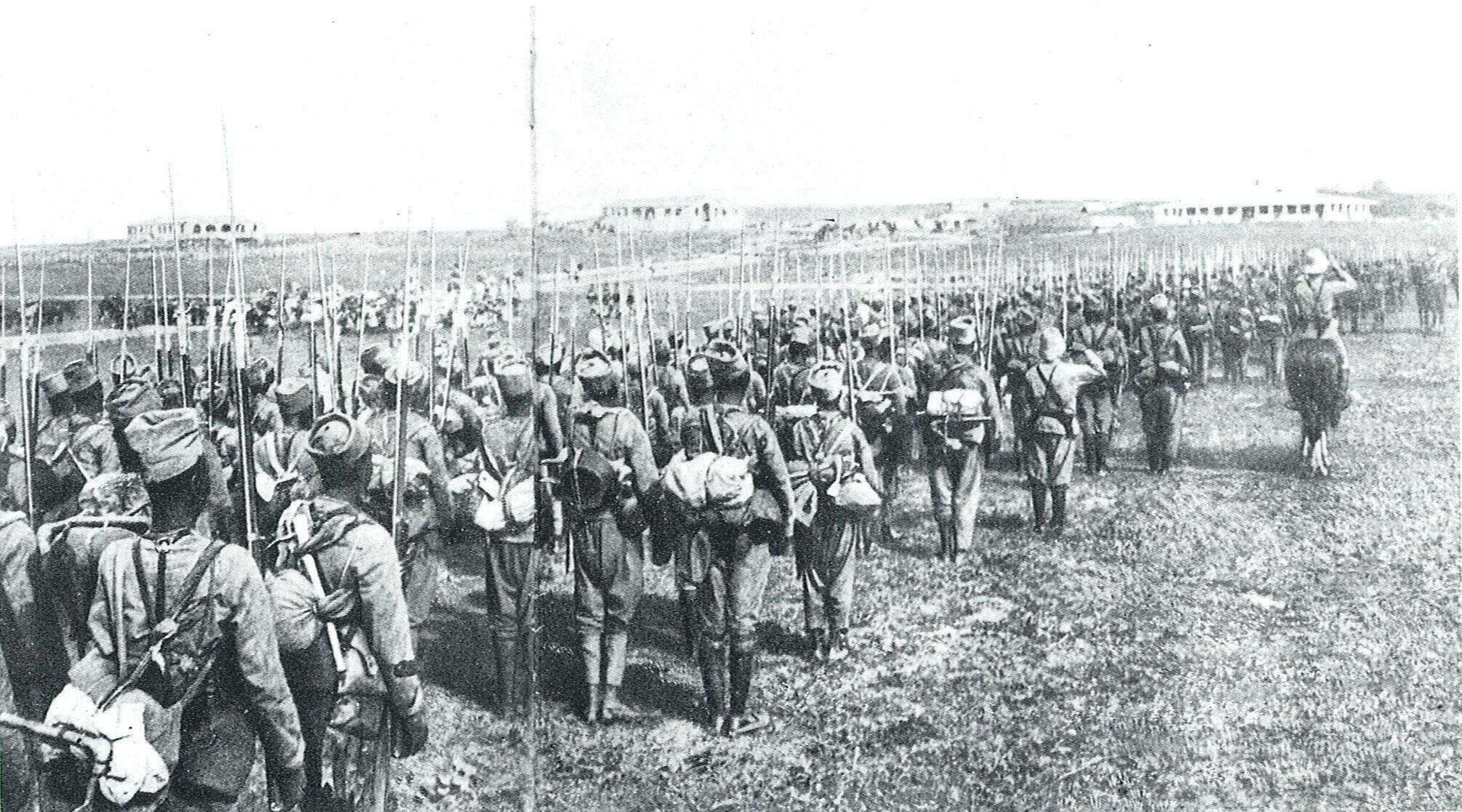 Garoua au Cameroun, le 11 juin 1915.