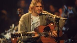 Kurt Cobain se suicidou em 1994