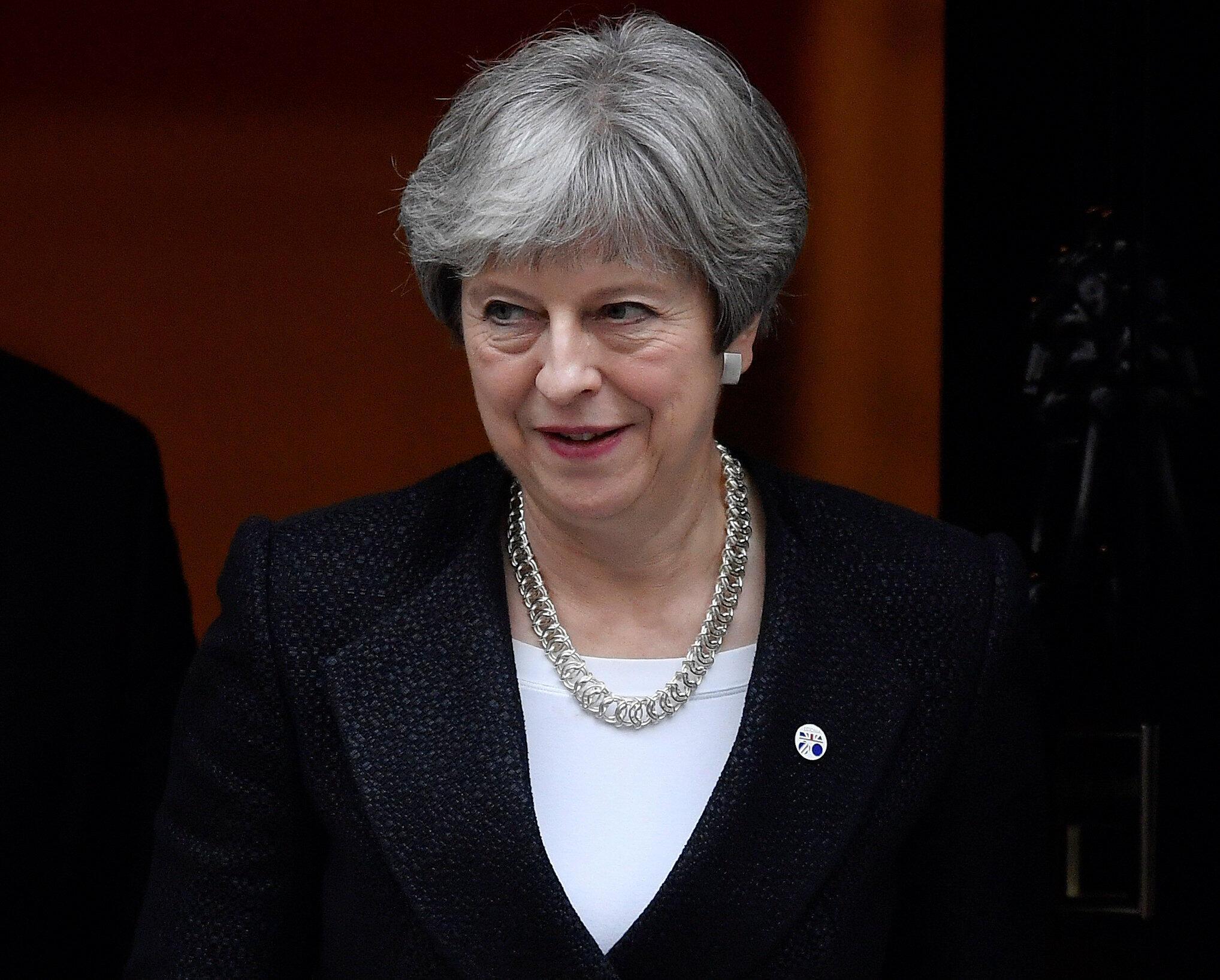 Firaministan Burtaniya Theresa May