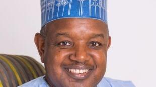 Gwamnan jihar Kebbi a Najeriya Abubakar Atiku Bagudu.