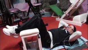 81-летний Роже Прево установил мировой рекорд в упражнениях на пресс