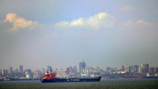 Thành phố Maracaibo ở miền Đông Venezuela.