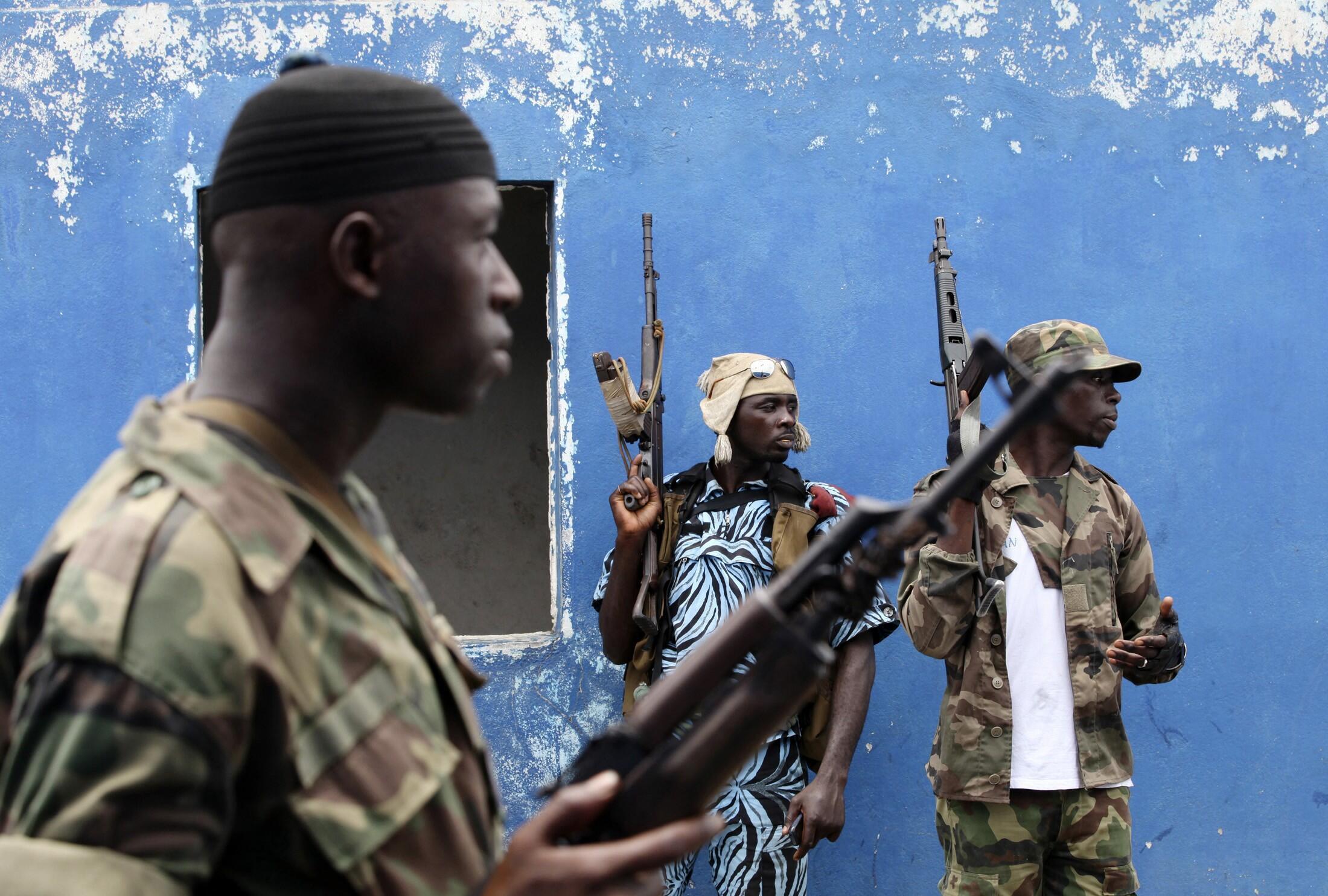 Dakarun kasar Cote-D'Ivoire
