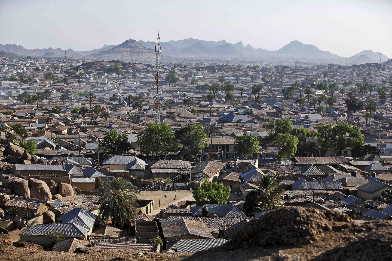 Bauchi town in North Central Nigeria