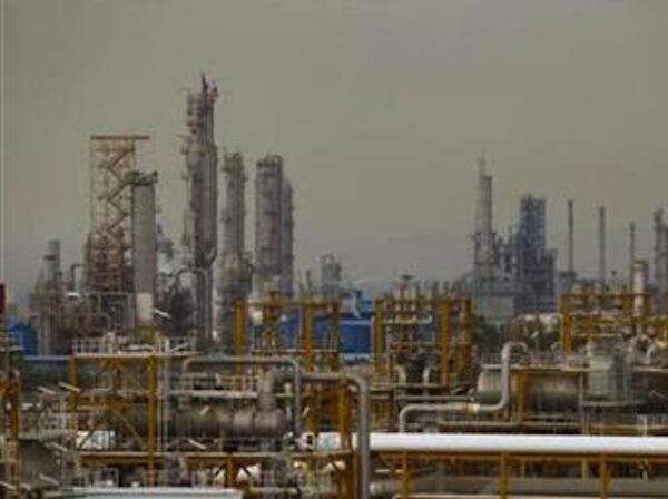 Usina de enriquecimento de urânio no sul do Irã.