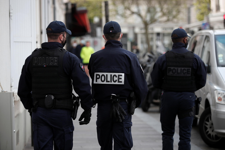 Police Vincenne avril 2021
