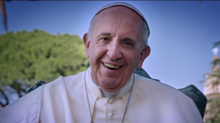 El Papa Francisco es el protagonista del documental de Win Wenders.