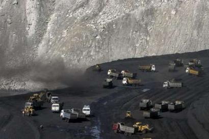 Korba khu khai thác mỏ than Ân Độ