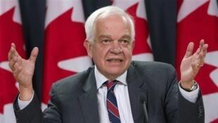 加拿大駐華大使麥家廉資料圖片