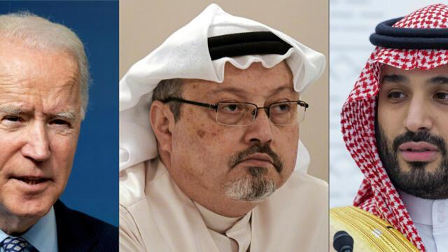 """华盛顿指责沙特王储""""批准""""谋杀记者卡舒吉 但决定不予惩罚(photo:RFI)"""