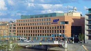 位于柏林的德国第一电视台(ARD电视台)大楼