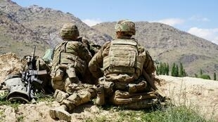 The United States has deployed nearly 13,000 troops in Afghanistan