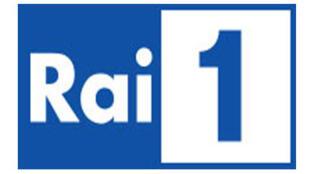 Logo de la chaine de télévision italienne Rai Uno.