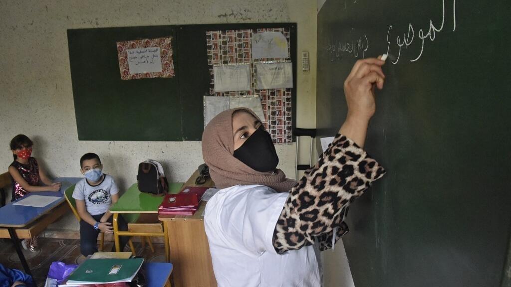 Algérie: les enseignants en grève pour protester contre la baisse de leur pouvoir d'achat