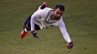 Indian cricket captain Virat Kohli says India's players must show more poise against spin bowling.