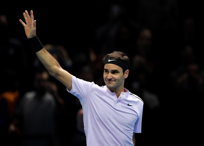 Roger Federer has won 19 Grand Slam singles trophies.