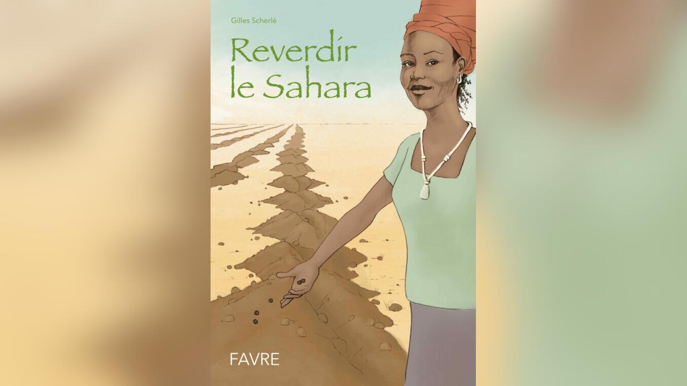 Couv-BD-Reverdir-le-Sahara-gilles-scherle