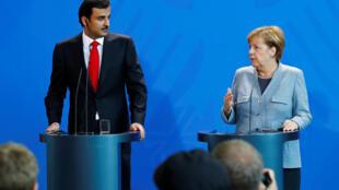 Kuri'ar jin ra'ayin ta nuna cewa, goyon bayan da jam'iyyar Conservative mai ra'ayin rikau ta shuagabar gwamnatin kasar Angela Merkel ya ragu da kashi 36 cikin 100.