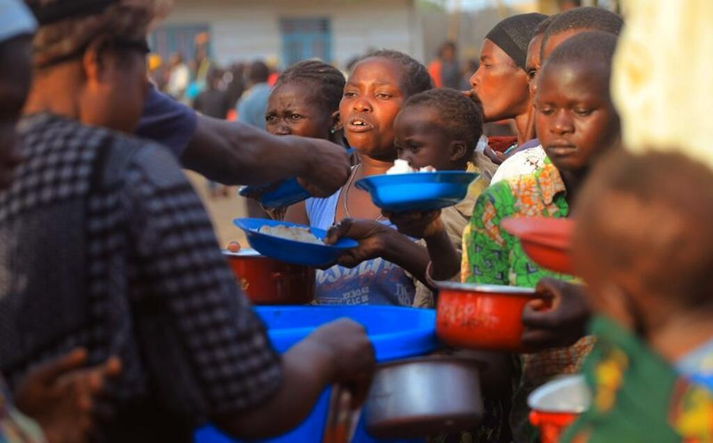 Raia wengi wa DRC wameyatoroka makazi yao katika maeneo mbalimbali ya mapigano.