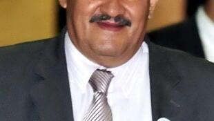 El vicepresidente colombiano, Angelino Garzón.