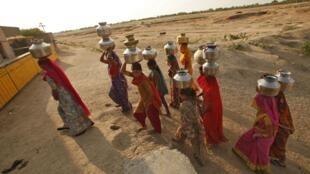 Milhões de indianos enfrentam pior seca em mais de 40 anos.