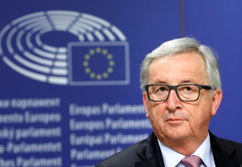 O presidente da Comissão Europeia, Jean-Claude Juncker, apresentou diferentes cenários para o bloco após o Brexit