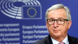 El presidente de la Comisión Europea, Jean-Claude Juncker, planteó distintos escenario tras el Brexit.