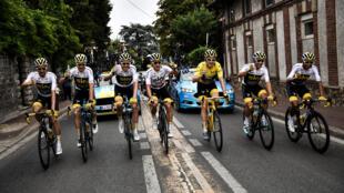 За последний этап велосипедисты должны преодолеть 116 километров