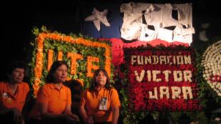 L'artiste, enterré à la sauvette en 1973, devait cette fois recevoir une digne inhumation, après une ultime cérémonie.