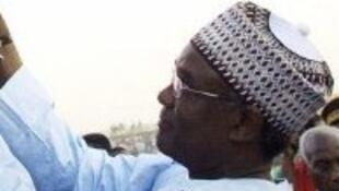 L'ancien ministre et secrétaire général de la présidence du Cameroun, Marafa Hamidou Yaya.