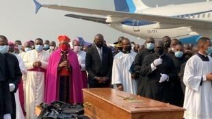 Cardinal Monsengwo RDC