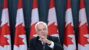 前加拿大駐華大使麥家廉資料圖片