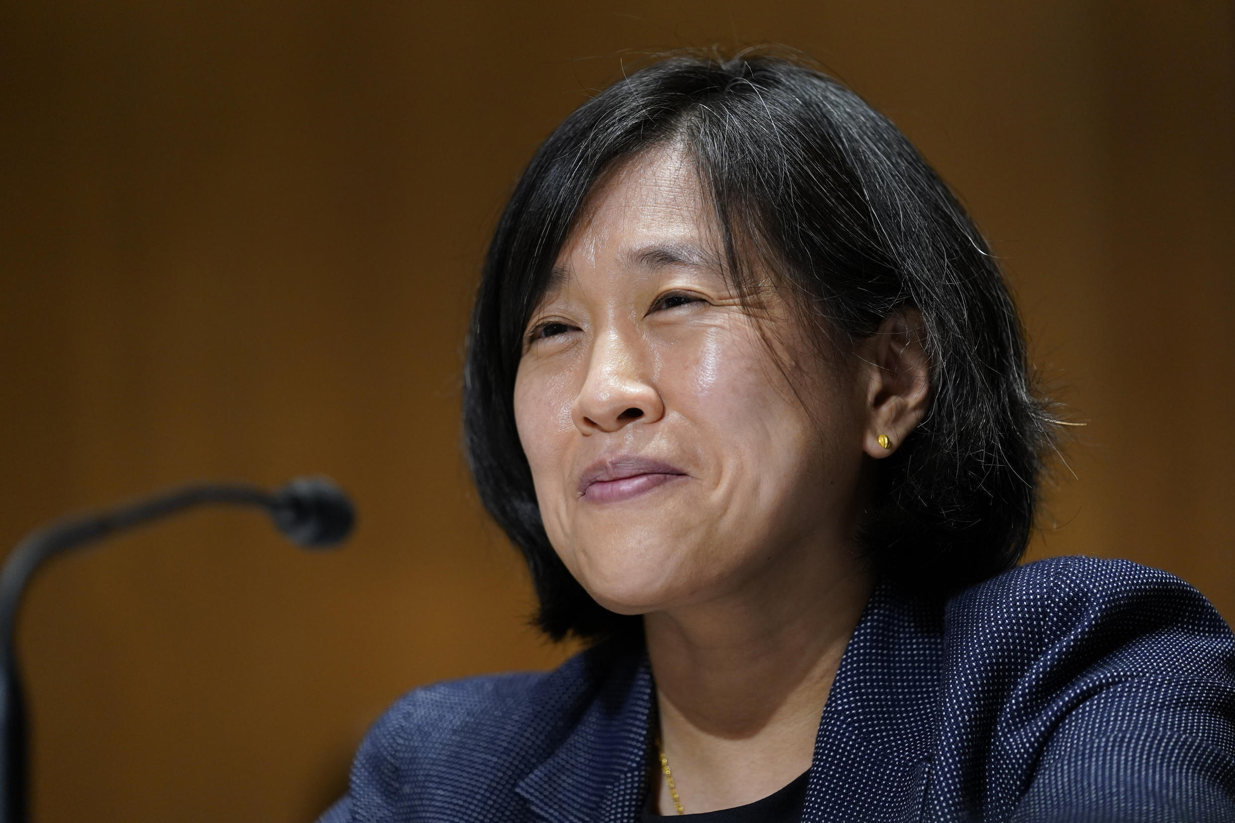 Top US trade negotiator Katherine Tai held phone talks with Chinese Vice Premier Liu He to discuss the countries' 2020 trade pact