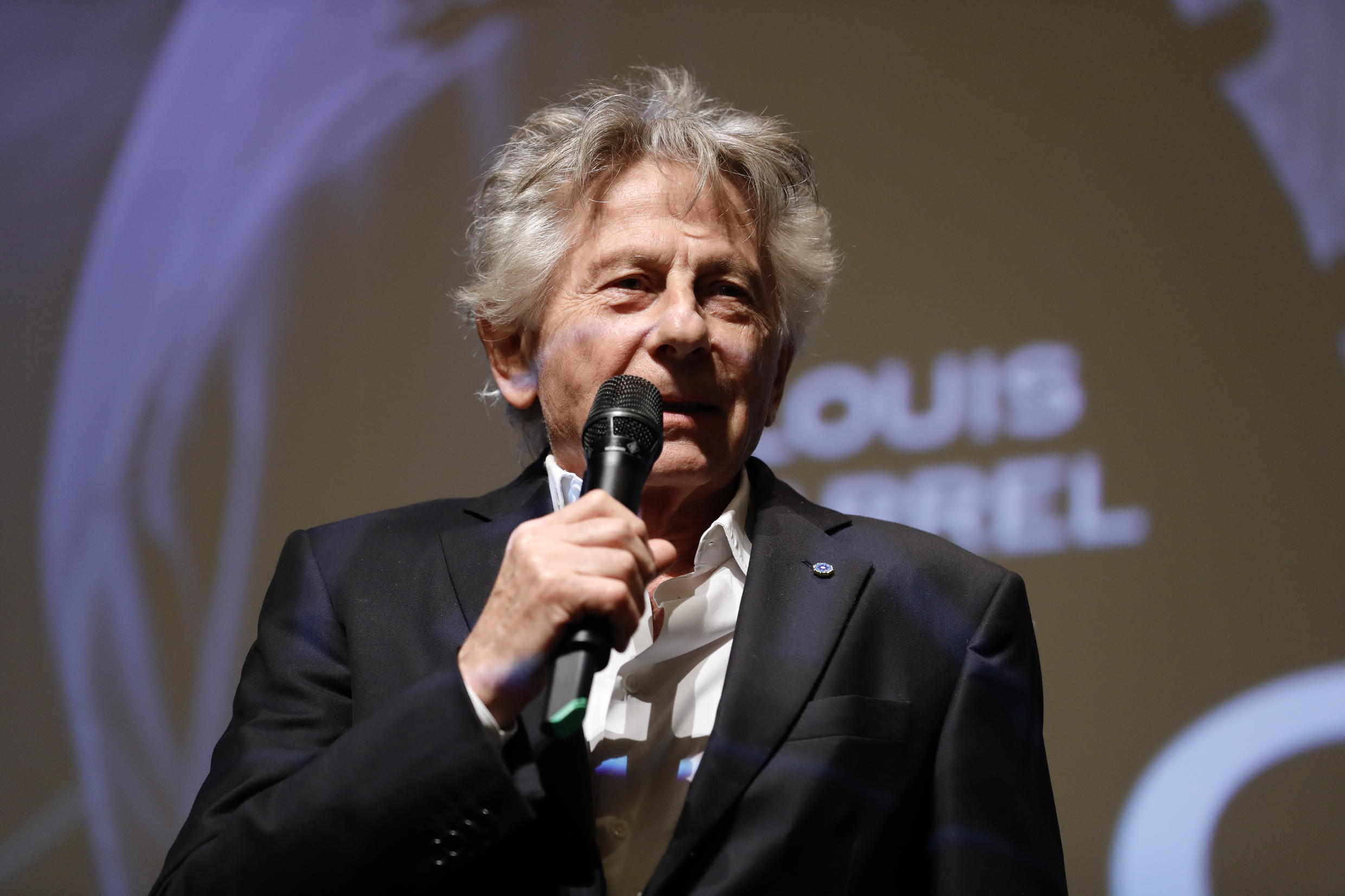 French Polish director Roman Polanski is persona non grata in Hollywood, and cannot return to the US for fear of arrest
