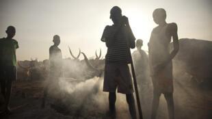 Des affrontements meurtriers ont éclaté lundi 10 avril dans la ville de Wau, au nord-ouest du Soudan du Sud (photo d'illustration).