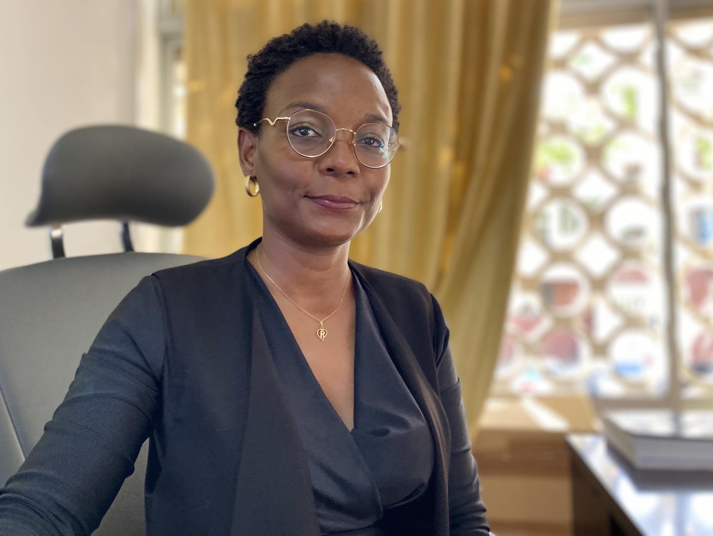 Maria do Rosário Pereira Gonçalves, presidente da CNE.