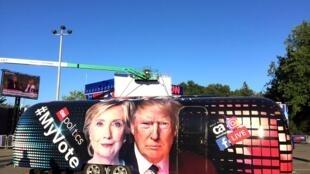 Tout est prêt pour le premier débat présidentiel américain qui se tiendra ce lundi 26 septembre à Hofstra University, dans la banlieue de New York.