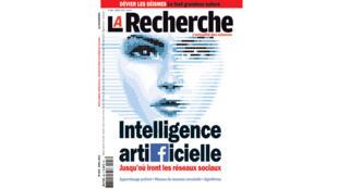 Magazine La Recherche, avril 2015.