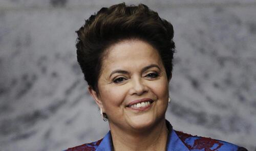 Dilma Rousseff escolheu a Argentina para sua primeira viagem internacional.