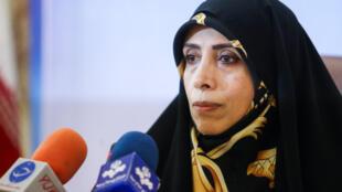 الهام امینزاده، معاون حقوقی رییس جمهوری اسلامی ایران