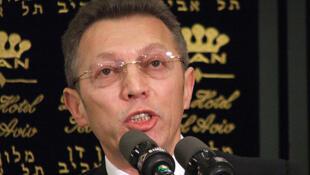 Аркадий Гайдамак. Февраль 2007 г.