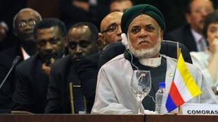 L'ancien président des Comores, Ahmed Abdallah Mohamed Sambi.