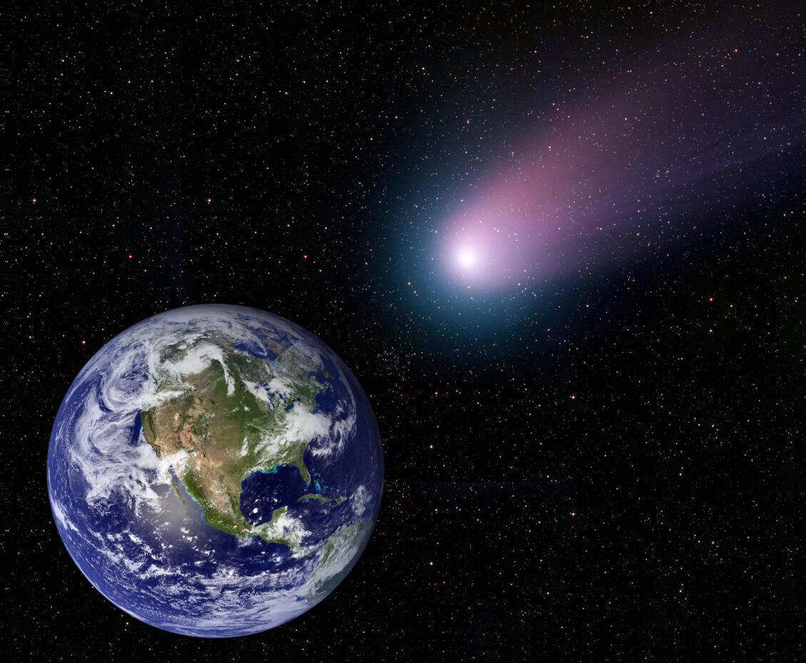 Появление комет обычно связывали с большими и малыми бедами, от войн до скисшего варенья.