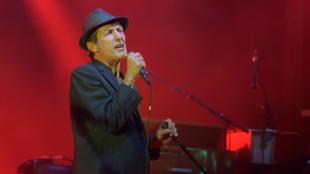 Le chanteur français Miossec.
