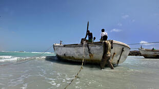 Somali pirates in 2010 in the Gulf of Aden