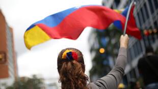 Dans la journée du 30 janvier, à Caracas, des milliers d'opposants menés par Juan Guaido, ont manifesté pour convaincre l'armée de tourner le dos au président Maduro.