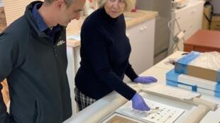 musée d'israel manuscrit de la mer morte