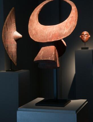 La galerie de Patric Didier Claes à Bruxelles.