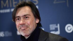 Le réalisateur français Emmanuel Mouret, le 4 février 2019 à Paris.